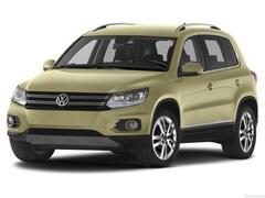 2013 Volkswagen Tiguan SUV
