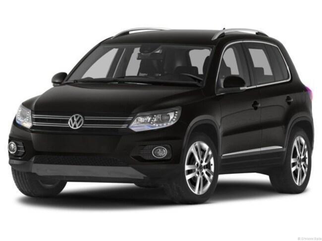 2013 Volkswagen Tiguan S SUV