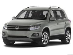 Used 2013 Volkswagen Tiguan S SUV Bedford