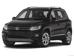 2013 Volkswagen Tiguan 4WD  Auto SUV
