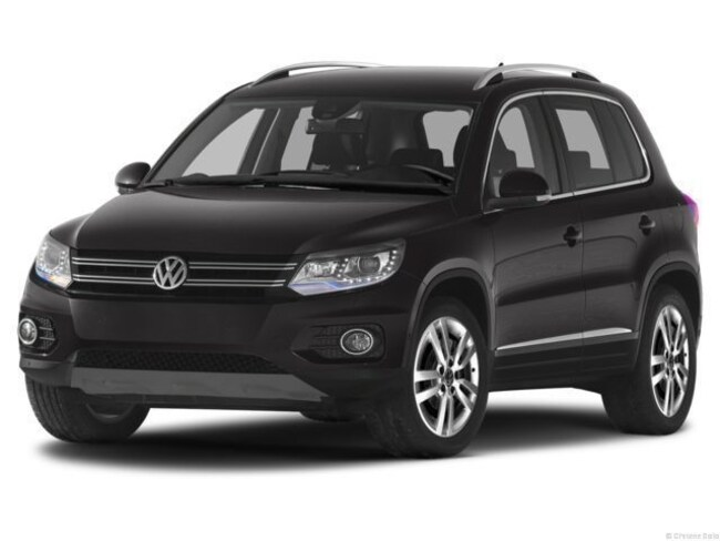 2013 Volkswagen Tiguan SE SUV for sale at Terry Auto Group
