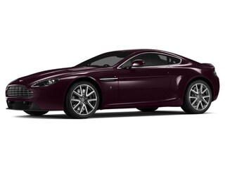 Used 2014 Aston Martin V8 Vantage Base Coupe in Broomfield, CO