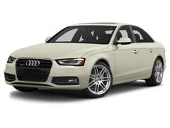 2014 Audi A4 Quattro Premium SEDAN
