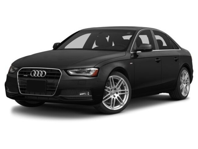 Used 2014 Audi A4 2.0T Quattro Premium Sedan in Afton, WY