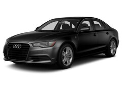 2014 Audi A6 3.0 TDI Sedan