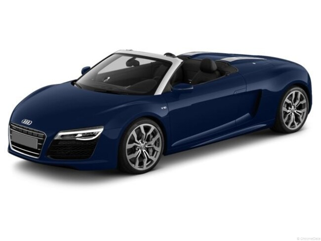 2014 Audi R8 4.2 (S tronic) Convertible