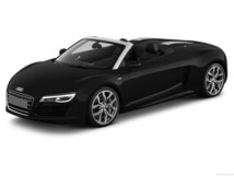 2014 Audi R8 5.2 Convertible