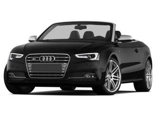 2014 Audi S5 Premium plus Cabriolet