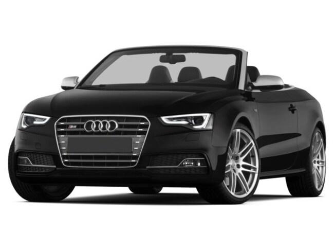 2014 Audi S5 3.0T Cabriolet