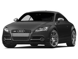 2014 Audi TTS 2.0T (S tronic) Coupe
