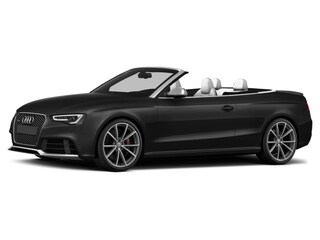 2014 Audi RS 5 4.2 (S tronic) Cabriolet