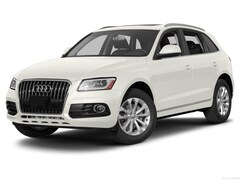 Used 2014 Audi Q5 Quattro  2.0T Premium WA1CFAFP4EA023783 for sale in Henderon, KY at Audubon Chrysler Center
