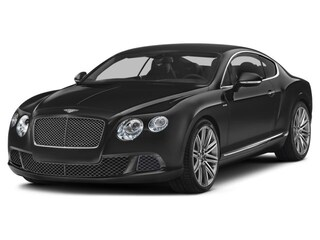 2014 Bentley Continental Speed Coupe