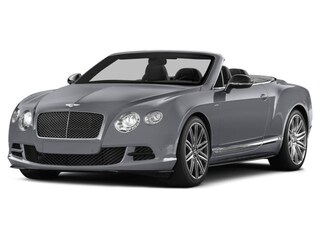 2014 Bentley Continental Convertible