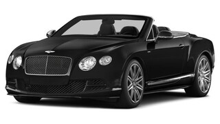 2014 Bentley Continental V8 Convertible