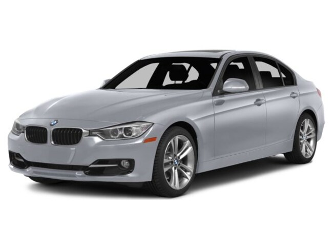 Used 2014 Bmw 3 Series For Sale Hutchinson Ks Wba3a5g55enp29708