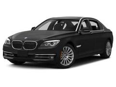 2014 BMW 7 Series 740Li xDrive Sedan