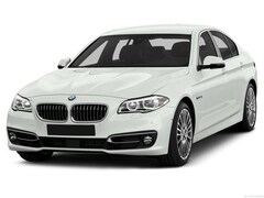 2014 BMW 5 Series 535i Xdrive Sedan