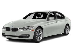 Used 2014 BMW 3 Series 320i Sedan in Houston