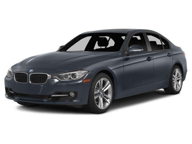 2014 BMW 320i xDrive Sedan AWD Sedan