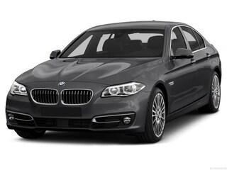 2014 BMW 5 Series 550i Sedan