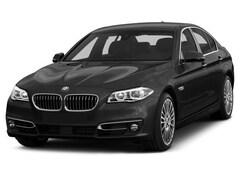 2014 BMW 5 Series 550i xDrive Sedan