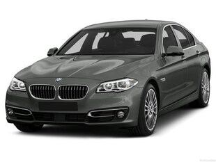 2014 BMW 5 Series 550xi Sedan