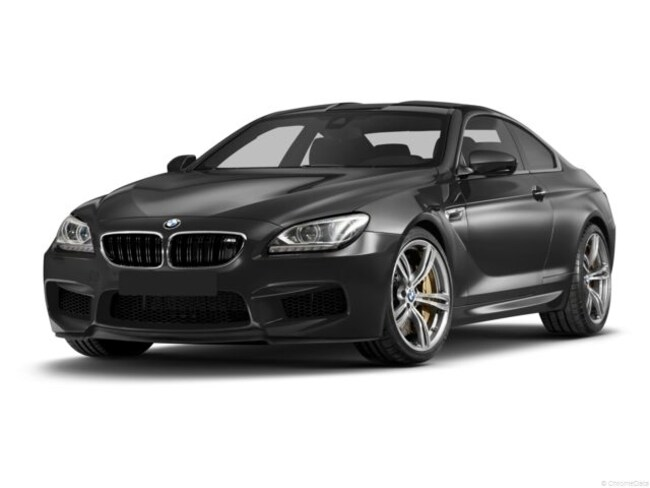 2014 BMW M6 2dr Cpe Coupe