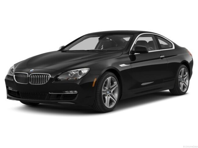 2014 BMW 640i Coupe