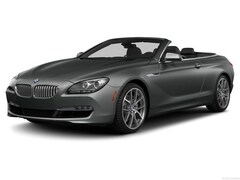 Used 2014 BMW 6 Series 640i Convertible