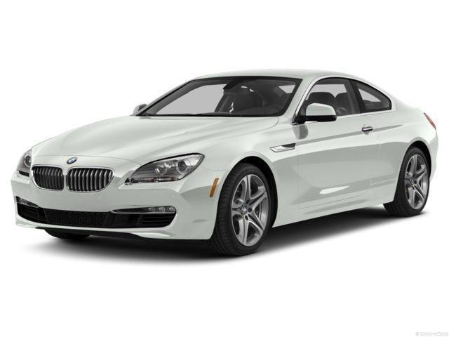 2014 BMW 640i xDrive 640i Xdrive Coupe