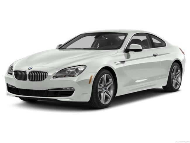 Certified PreOwned BMW I XDrive Coupe BMW Of Murray - 2014 bmw 640i