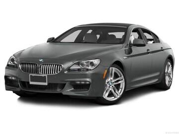 2014 BMW 640i Gran Coupe