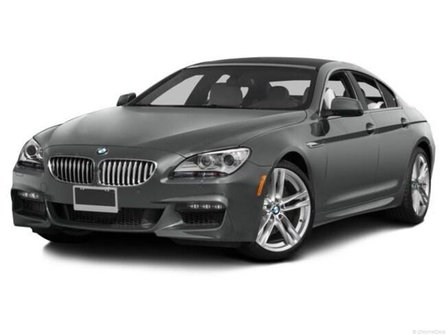 2014 BMW 6 Series 640i Xdrive Gran Coupe AWD 640i xDrive Gran Coupe  Sedan