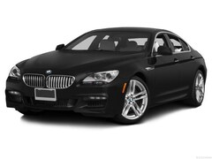 2014 BMW 650i xDrive Gran Coupe