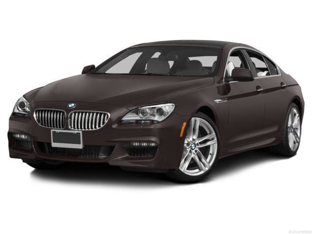 2014 BMW 650i xDrive Gran Coupe Sedan