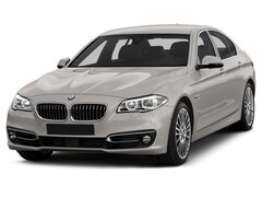 2014 BMW 5 Series 535d xDrive Sedan