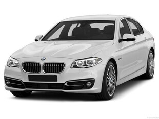 2014 BMW 5 Series 4dr Sdn 535d xDrive AWD Car