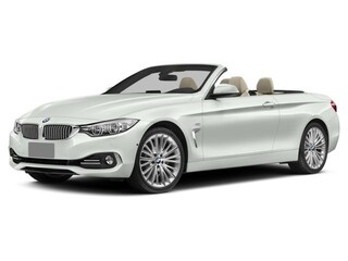 2014 BMW 4 Series 428i 428i  Convertible SULEV