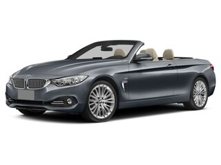 2014 BMW 428i w/SULEV Convertible