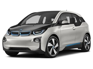 Bargain used 2014 BMW i3 w/ Range Extender Sedan for sale in Irondale AL
