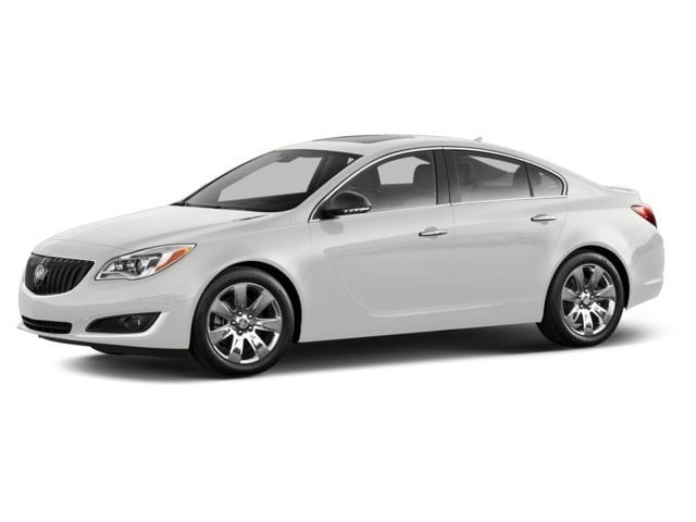 Used 2014 Buick Regal Turbo/e Assist Premium I Sedan For Sale In Chicago