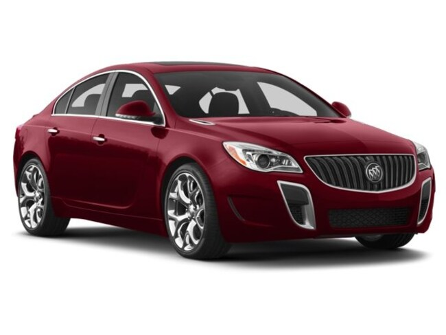 Used 2014 Buick Regal GS Sedan Corpus Christi, TX