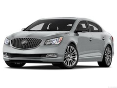 2014 Buick Lacrosse Leather Sedan