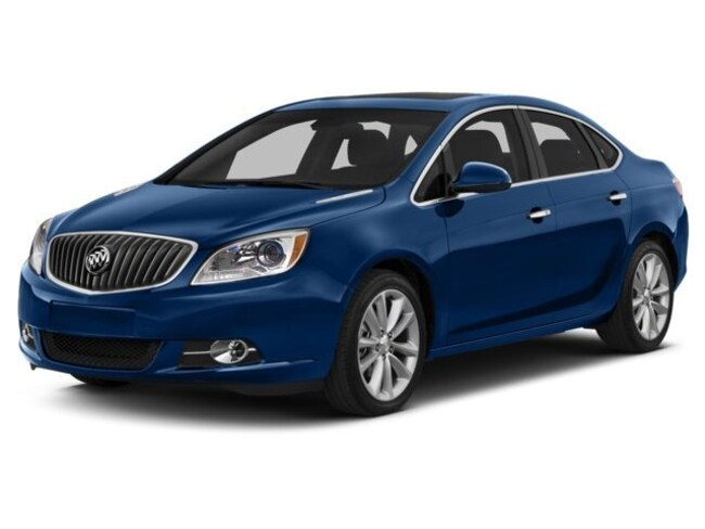 Used 2014 Buick Verano Convenience Group Sedan for sale in Wheeling, WV near St. Clairsville OH