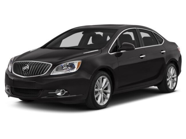 Used 2014 Buick Verano Leather Group Sedan Near Buffalo