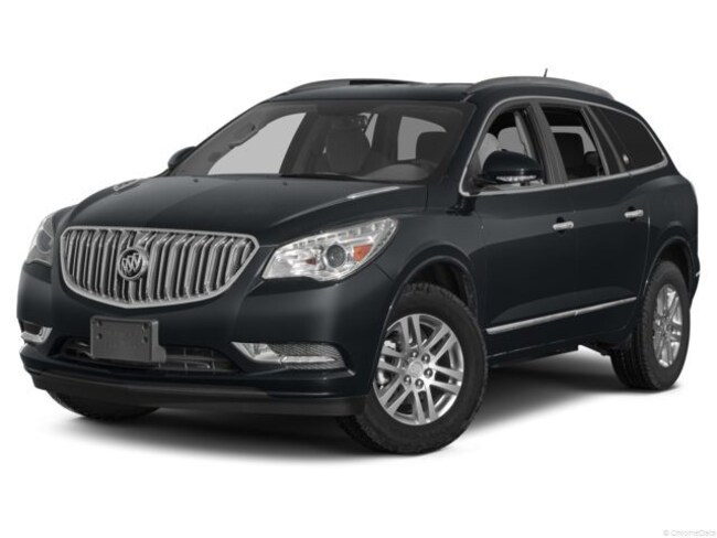 2014 Buick Enclave Leather 4dr Crossover SUV