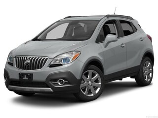 Certified Pre-Owned 2014 Buick Encore Leather SUV for Sale in Escanaba, MI