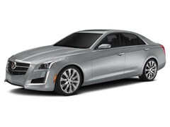 Used 2014 CADILLAC CTS 2.0L Turbo Sedan for sale near Greenville, NC