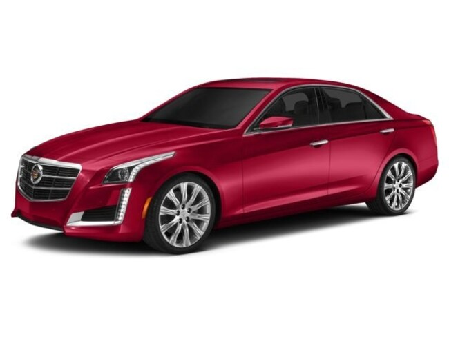 2014 CADILLAC CTS 2.0L Turbo Luxury Sedan